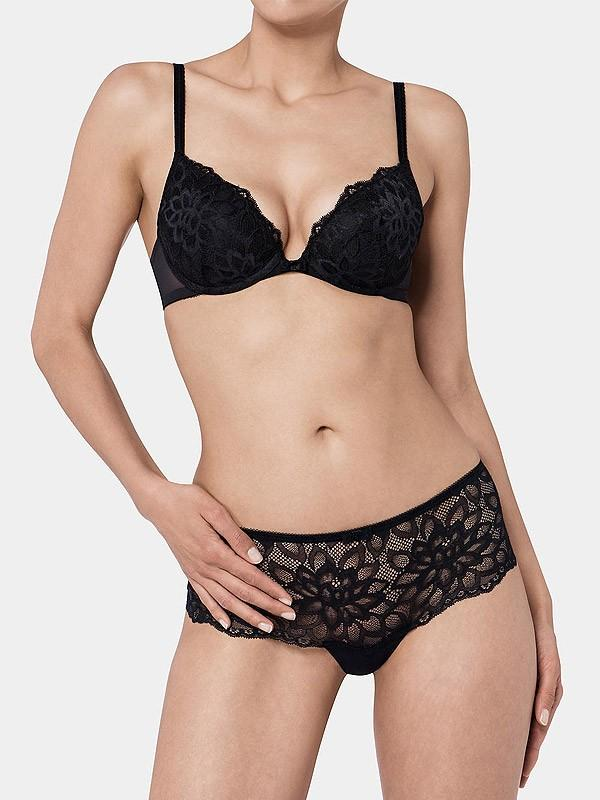 "Triumph push up krūšturis ""Dream Spotlight WHU Black"""