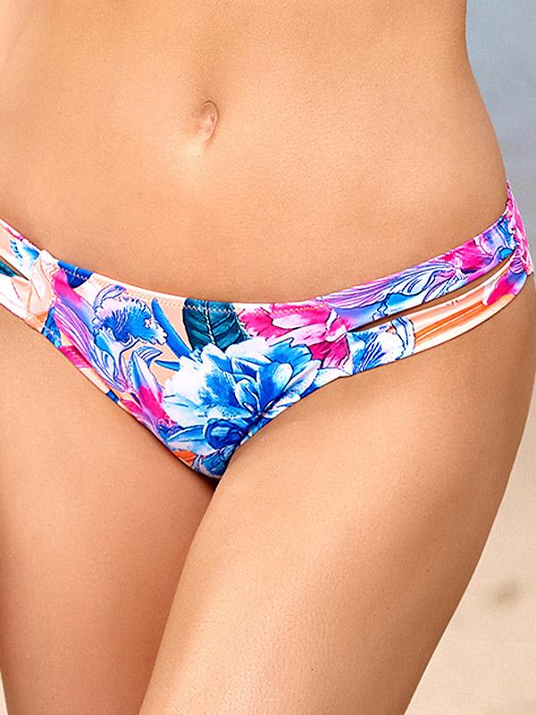 "Esotiq push up peldkostīms ""Ravinia Multicolor Flower Print"""